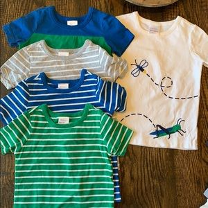 Hanna Andersson T-shirt Lot